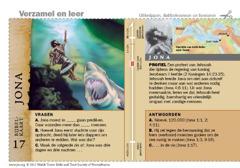 Bijbelkaart Jona