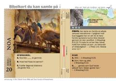 Bibelkort — Noa
