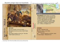 Lokasa oyo elobeli Noa