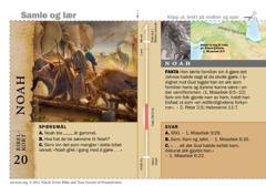 Bibelkort om Noah