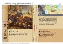 Karta biblijna: Noe
