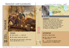 Bibelkarte Noah