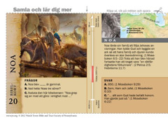 Bibelkort Noa