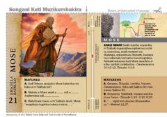 Khadi la M'Baibulo lonena za Mose