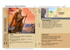 Yaca ena iVolatabu: Mosese