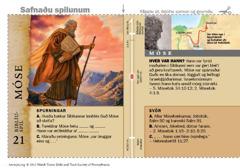Biblíuspil með Móse