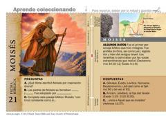 Ficha bíblica de Moisés