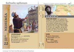 Biblíuspil með Nehemía