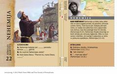 Bībeles kartīte: Nehemija