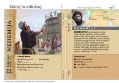 Biblijska kartica o Nehemiju