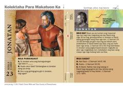 Bible card: Jonatan