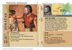 Biblíuspil með Jónatan