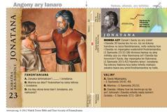 Karatra ara-baiboly misy an'i Jonatana