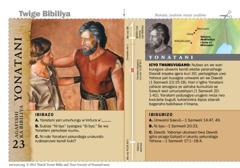 Agafishi ka Bibiliya ka Yonatani