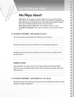 Mme N̄kpọ Ndida N̄kpep Bible
