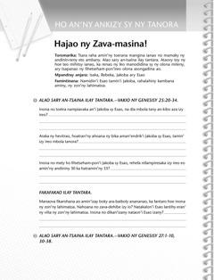 Kilalao ara-baiboly