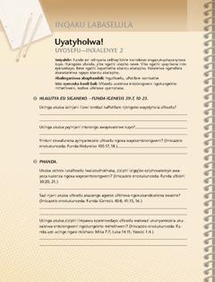 Into eyenziwa xa kufundwa iBhayibhile