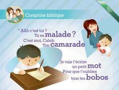 Comptines bibliques téléchargeables pour les enfants