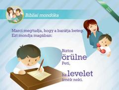 Letölthető bibliai mondóka gyerekeknek