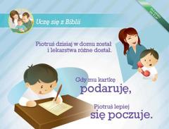 Lekcja biblijna dla dzieci do pobrania