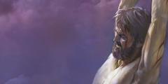 Jesus in seiner letzten Stunde