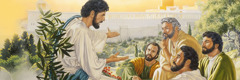 Jesu to nuplọn devi etọn lẹ