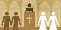 Mariage de couples homosexuels
