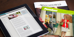 Majalah Menara Jaga enggau Awake!