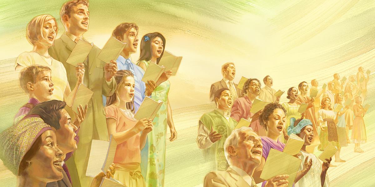 cantici dei testimoni di geova da