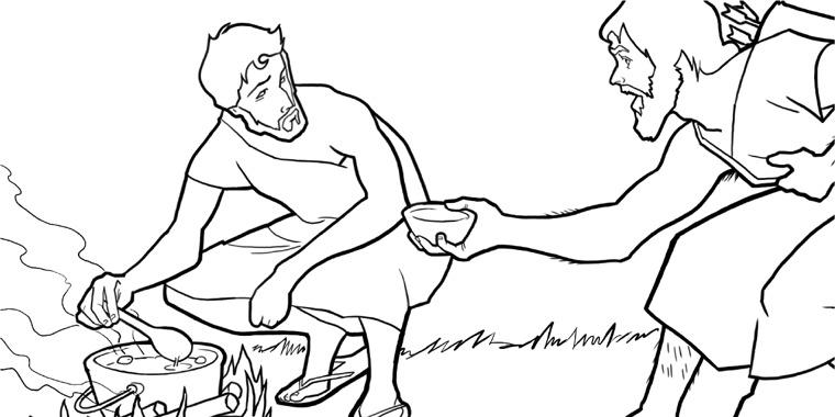 Actividades ilustradas | Historias de la Biblia