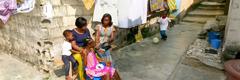 Testimone di Geova predica in Costa d'Avorio