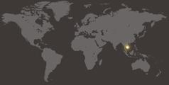 Xerîta hemdinyayê ku Kambocayê dide kifşê