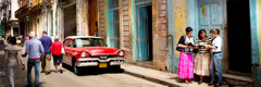 Testimonis de Jehovà predicant a Cuba