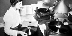 Gramofoninkäyttäjä