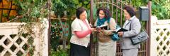 Jehova siene Zeijen prädjen en Rumänien