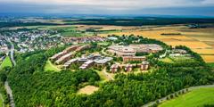 Jehovas vitners sentraleuropeiske avdelingskontor i Selters i Tyskland