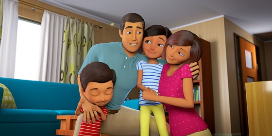 become jehovah s friend animated videos
