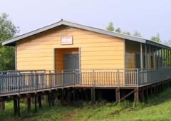 En fin ny Rikets sal i Nigeria.