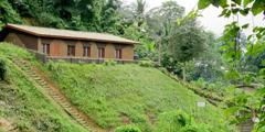 En rigssal i Nigeria