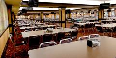 2014년 10월 2일—식당 (숙소 E동)
