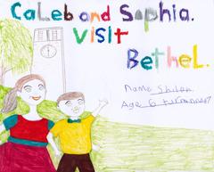 Australia—Shiloh, 6 tahun
