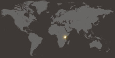 Թանզանիան՝ աշխարհի քարտէսին վրայ