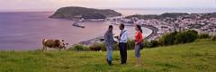 Jehova siene Zeijen prädjen opp de Azoren