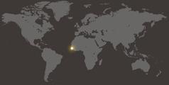 Tsi yi Guiné-Bissau mu mapa
