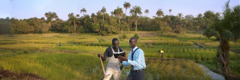One of Jehovah's Witnesses preaching in Guinea-Bissau