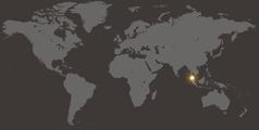 Malaisia maailmakaardil