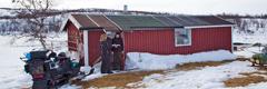 Testemunhas de Jeová pregando na Noruega