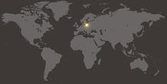 Mapu yoonetsa dziko la Poland
