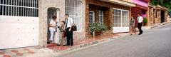 Jehovah's Witnesses preaching in Venezuela
