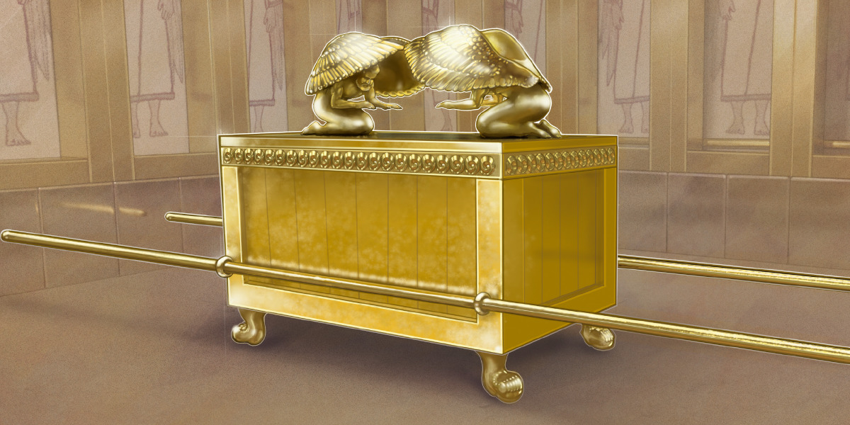 Image result for the Ark of the Covenant